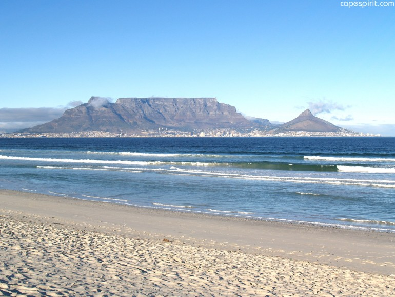 What to pack when visiting Table Mountain